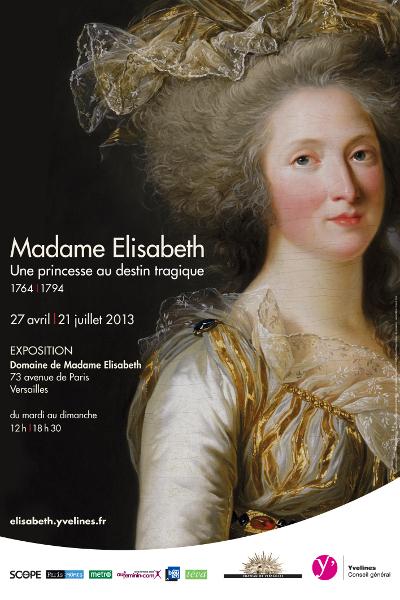 Exhibition Madame Elisabeth