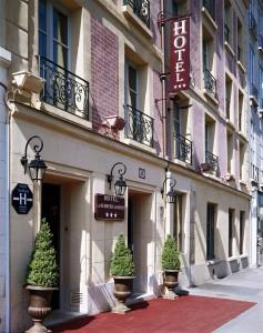 Hotel versailles La Residence Du Berry