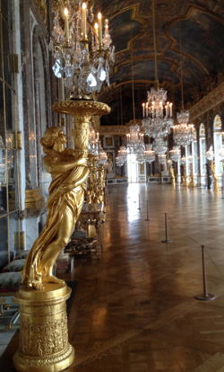 versailles palace halls of mirrors