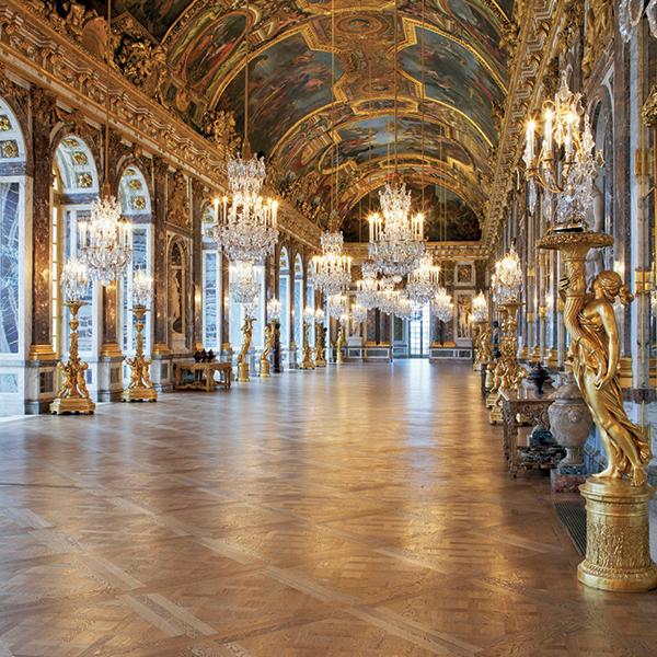Paris Apartments Versailles: Private Tour Versailles