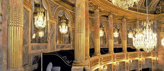 Versailles royal opera