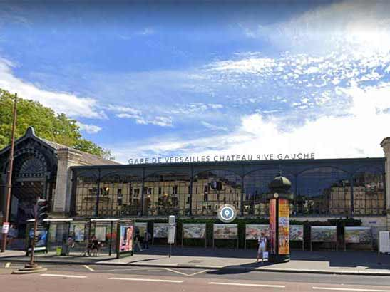Versailles Rive gauche station